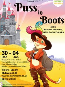 Henley Childrens Theatre, Puss in Boots