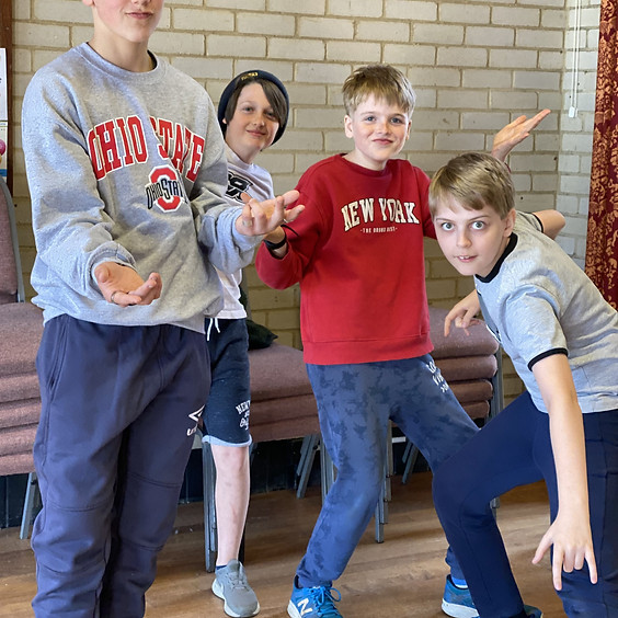 SUMMER CAMP older group, DAILY, £20.