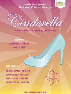 Henley Childrens Theatre Cinderella