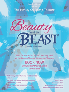 Henley Childrens Theatre, Beauty and the Beast