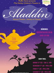 Henley Childrens Theatre, Aladdin