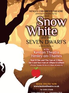 Henley Childrens Theatre Snow White