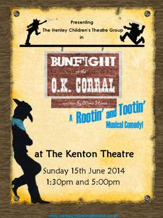 Henley Childrens Theatre, Bun Fight