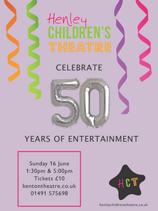 Henley Childrens Theatre 50 years of entertainment