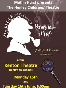 Henley Childrens Theatre, Sherlock Holmes