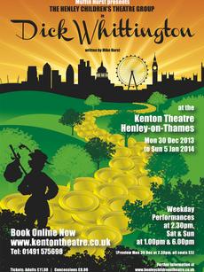 Henley Childrens Theatre, Dick Whittington
