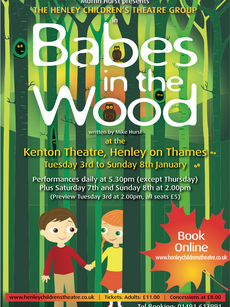Henley Childrens Theatre Babes in the Woods