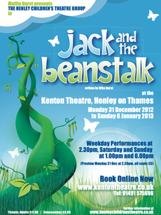 Henley Childrens Theatre, Jack and the Beanstalk