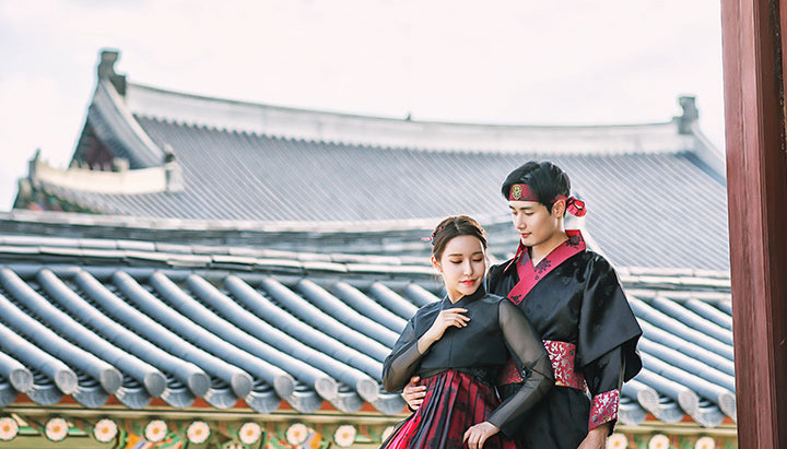 Seoul Photography Tour with Hanbok
