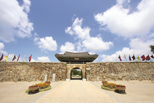 Seosan Haemi Fortress with Buddhist Temple Day Tour