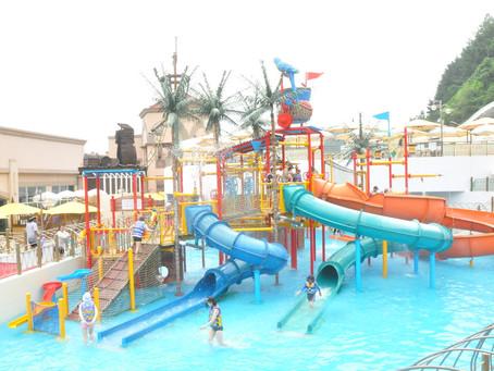 Asan Spavis Water Park with Asan City Tour