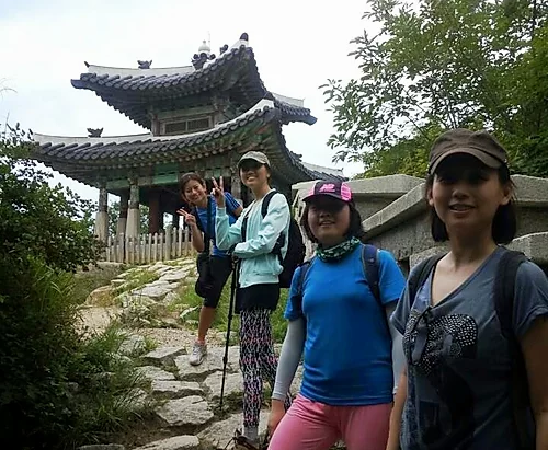 Climb up to Mt.Bukhan with Korean Spa Experience