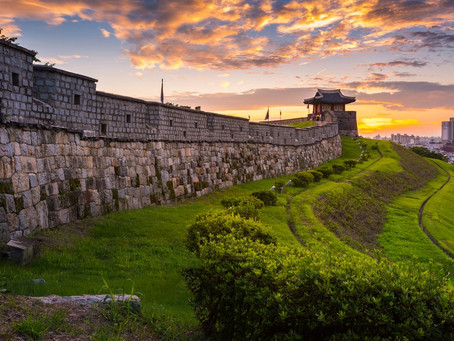 Suwon UNESCO Fortress & Songsan Green City Observatory