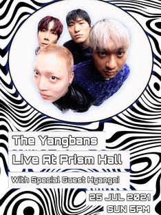 THE YANGBANS:양반들 단독콘서트