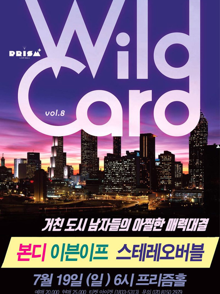 WILD CARD vol.8