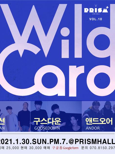 WILD CARD vol.10