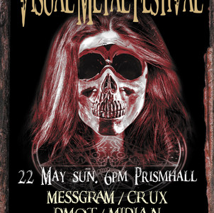 5월22일 비주얼 '메탈' 페스티벌