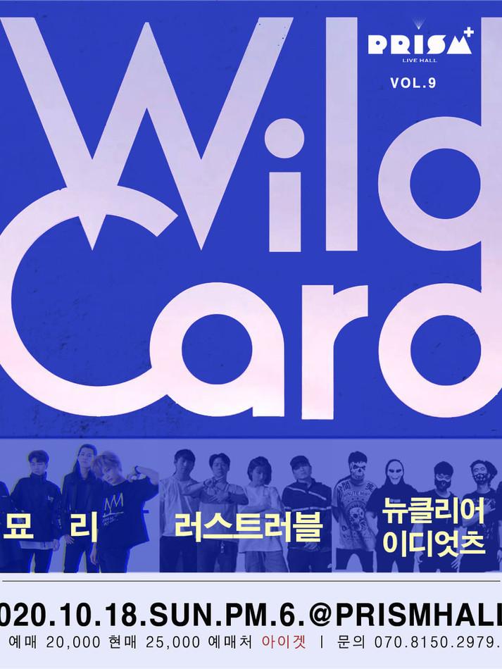 WILD CARD vol.9