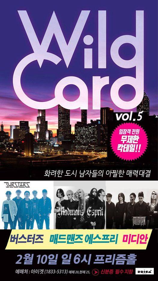 WILD CARD vol.5