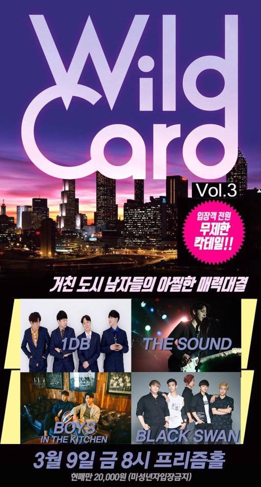 WILD CARD vol.3