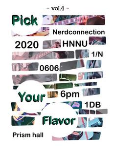 Pick Your Flavor vol.4