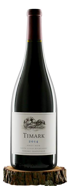 Bottle of 2014 Pinot Noir