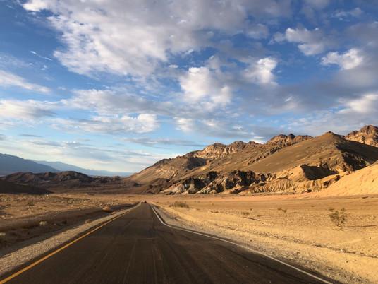 Von Todestälern und Spielhöllen - 3 Tage in Las Vegas und Death Valley