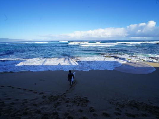 Maui/Hawaii - in 4 Tagen mit dem Campervan von Schottland nach Afrika