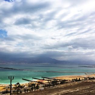 Israel - Viel Salz in dieser Suppe: Baden im Toten Meer