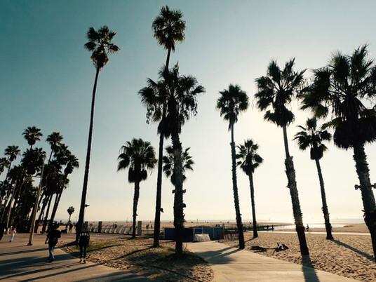 Los Angeles - Zu Gast bei Jack Nicholson