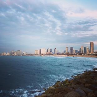 Tel Aviv - Lieblingsorte und solche, die es werden könnten.