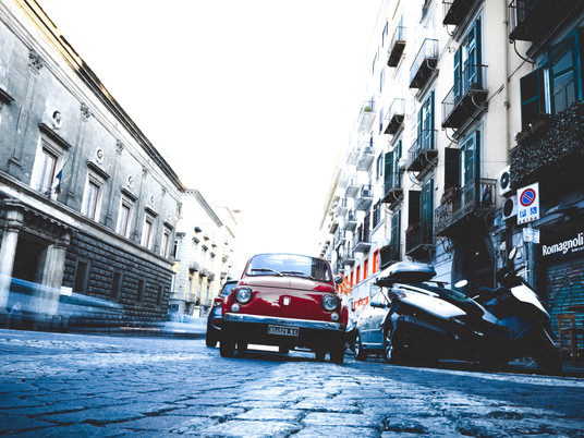 Italien - Roadtrip in sechs Wochen