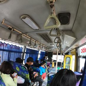 Vietnam - Einmal den local bus, bitte!