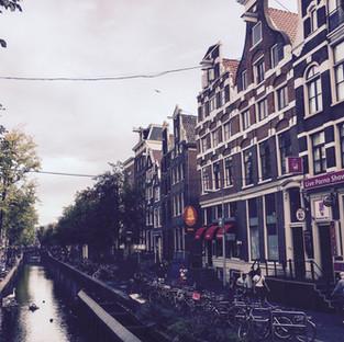 Amsterdam - Des einen Freud ist des anderen Leid...
