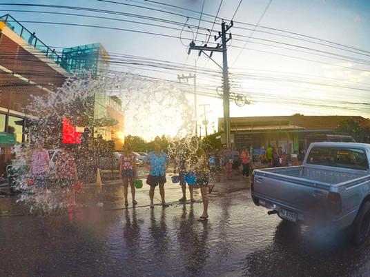 Thailand - Zeit für die echten Wasserratten