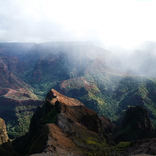 Kaua'i/Hawaii - Besuch im grünen Garten Hawaiis