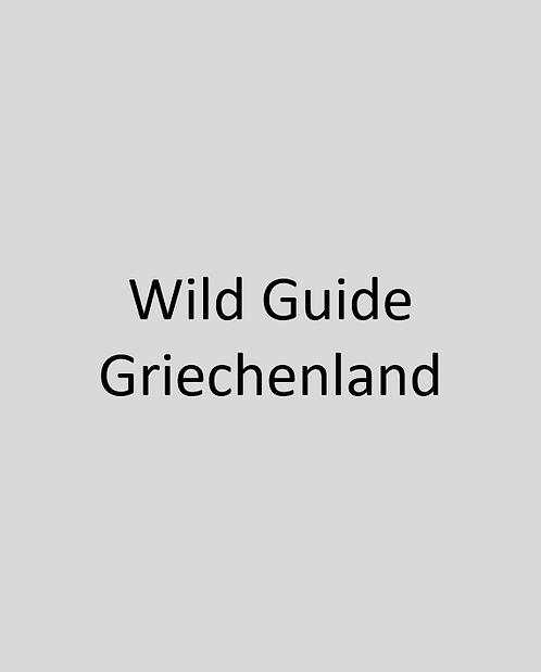 Wild Guide Griechenland