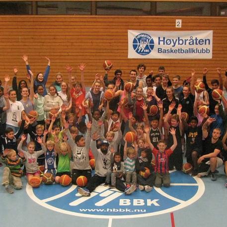 Støtt Høybråten basketballklubb gjennom vår spleis!