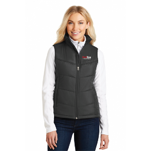 Port Authority Ladies Puff Vest (TCERE25)