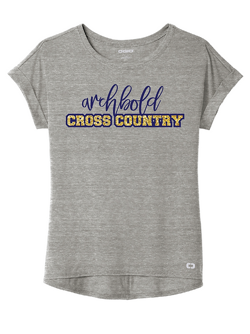 Cross Country Glitter- OGIO Ladies - LOG800