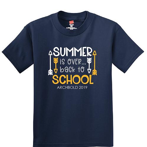 Archbold Elementary - Back to School - 5450 - Navy