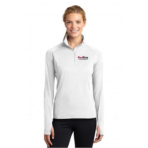 Sport-Tek Ladies Sport Wick 1/2 Zip Pullover(TCERE44)