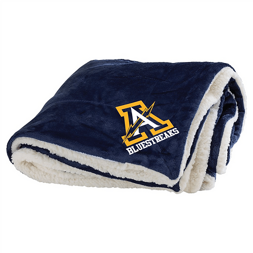 Port Authority® Mountain Lodge Sherpa Blanket - BP40
