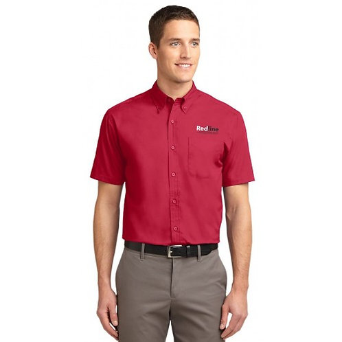 Port Authority Easy Care Short Sleeve Shirt | Tall Sizes