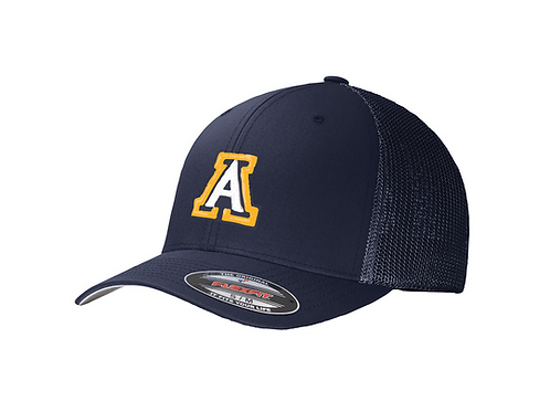 Archbold A - Puff Embroidery Hat - C812