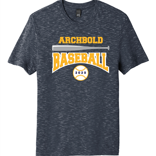 Baseball - District Medal Tee - DT564
