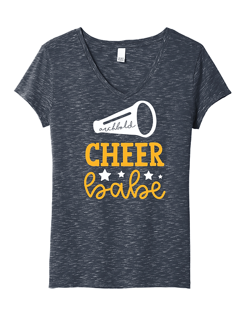 Cheer Babe - District Women's - DT664 - New Navy