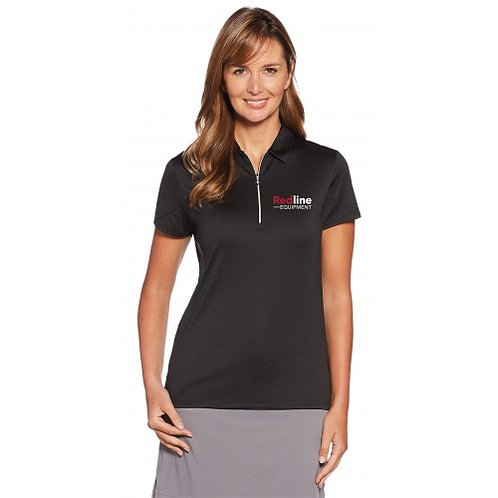 Callaway Ladies Tulip Sleeve Zip Polo (TCERE67)