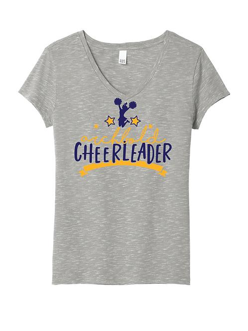 Archbold Cheerleader - District Women's - DT664 - Light Grey