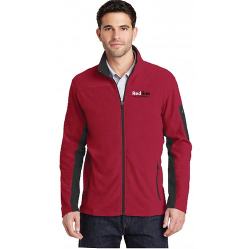Port Authority Men's Summit Fleece Full-Zip Jacket